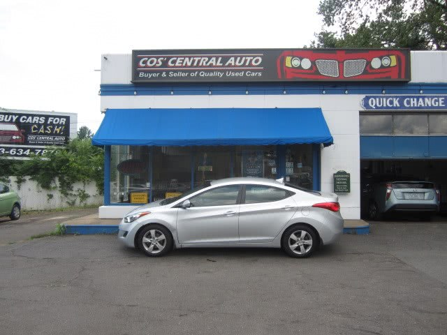 Used 2013 Hyundai Elantra in Meriden, Connecticut | Cos Central Auto. Meriden, Connecticut