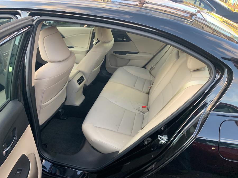Used Honda Accord Sedan EX-L CVT 2017   E Cars . Brooklyn, New York