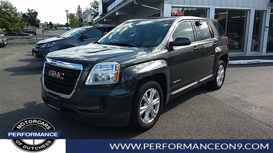 Used 2017 GMC Terrain in Wappingers Falls, New York | Performance Motorcars Inc. Wappingers Falls, New York