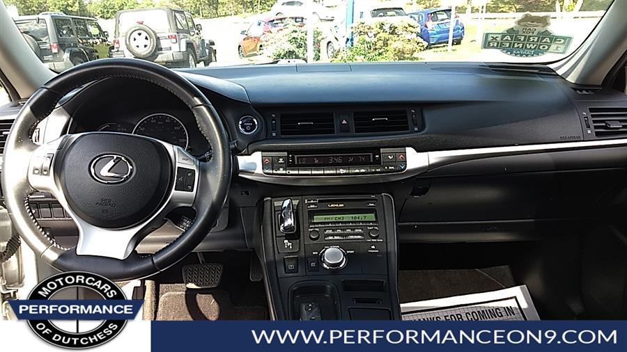 Used Lexus CT 200h 5dr Sdn Hybrid 2013 | Performance Motorcars Inc. Wappingers Falls, New York