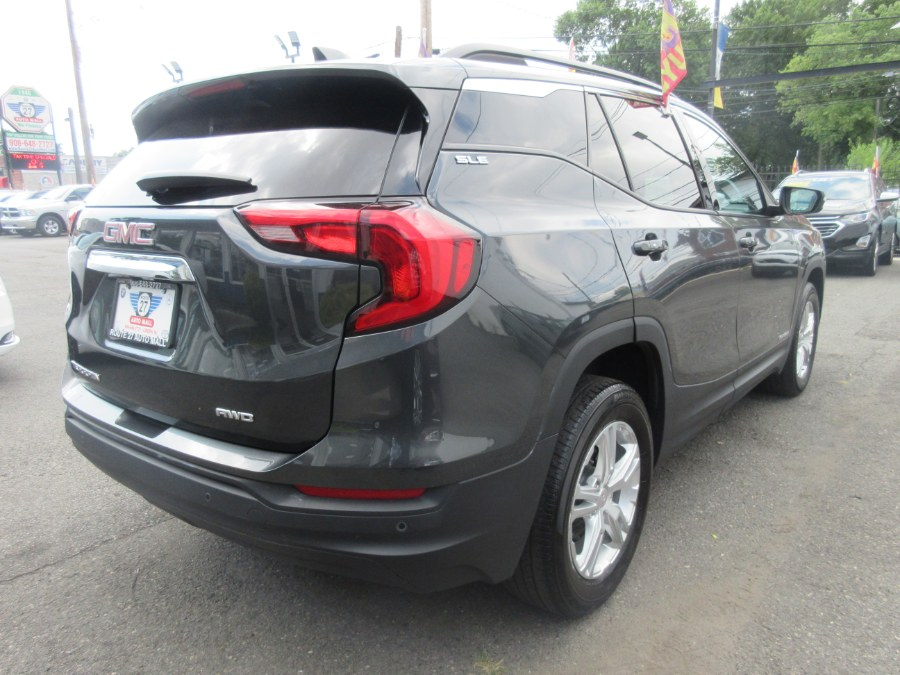 Used GMC Terrain AWD 4dr SLE 2018 | Route 27 Auto Mall. Linden, New Jersey