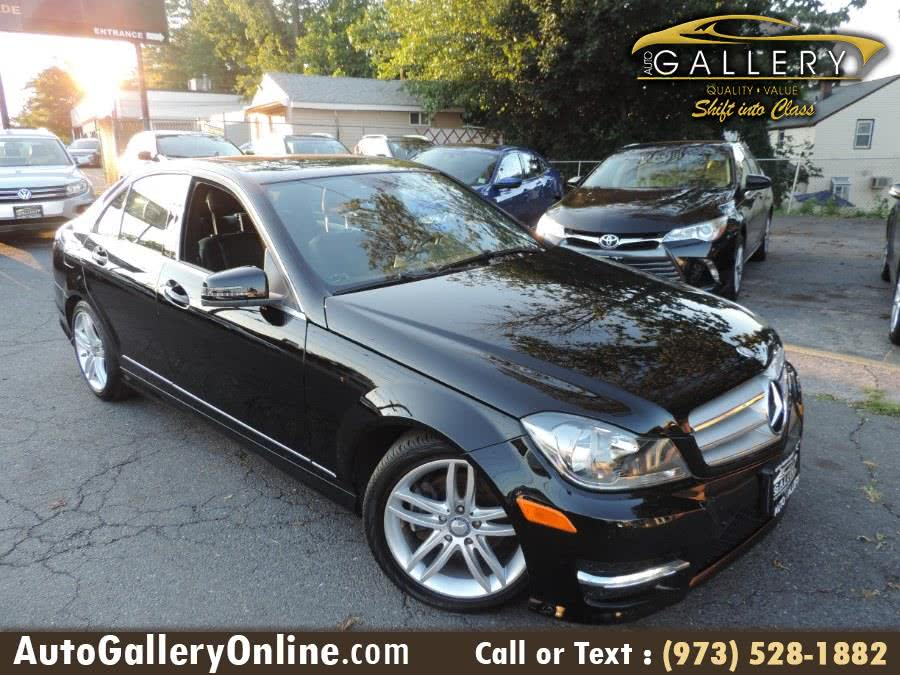 Used 2012 Mercedes-Benz C-Class in Lodi, New Jersey | Auto Gallery. Lodi, New Jersey