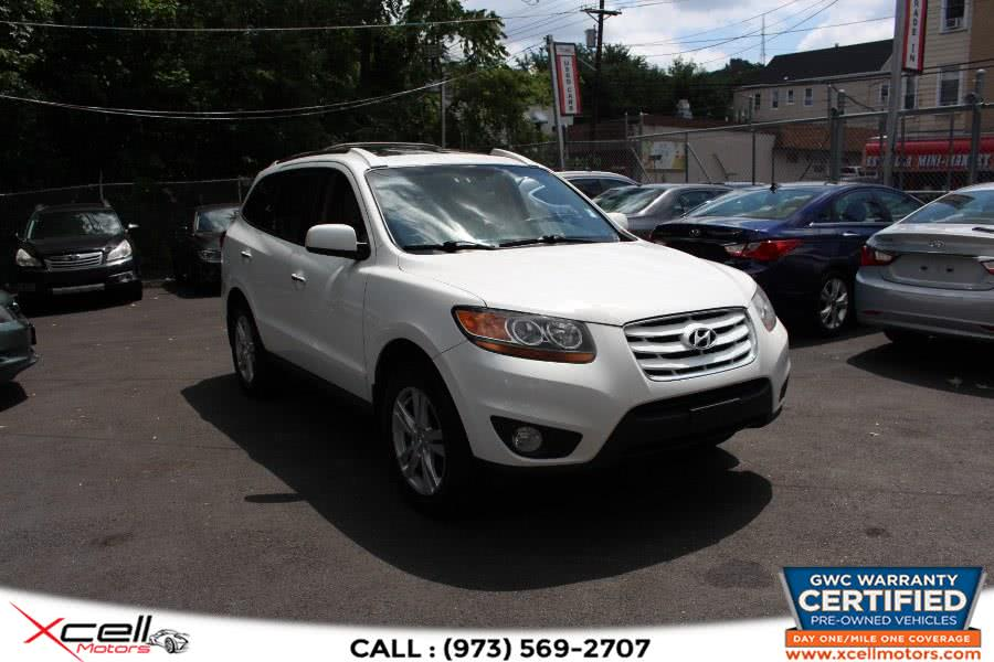 Used 2010 Hyundai Santa Fe Limited in Paterson, New Jersey | Xcell Motors LLC. Paterson, New Jersey