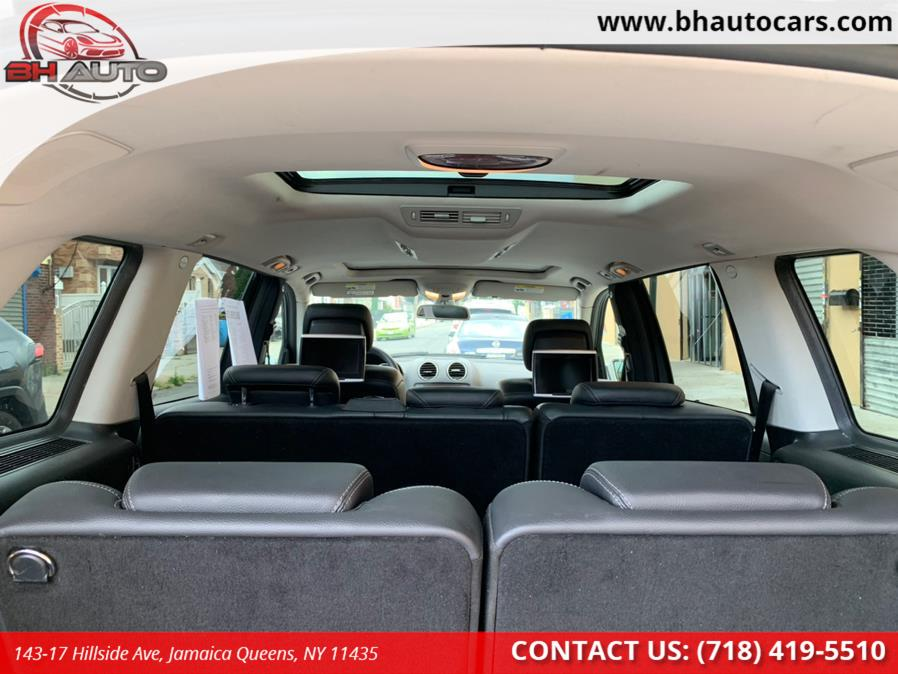 Used Mercedes-Benz GL-Class 4MATIC 4dr 4.6L 2009 | BH Auto. Jamaica Queens, New York