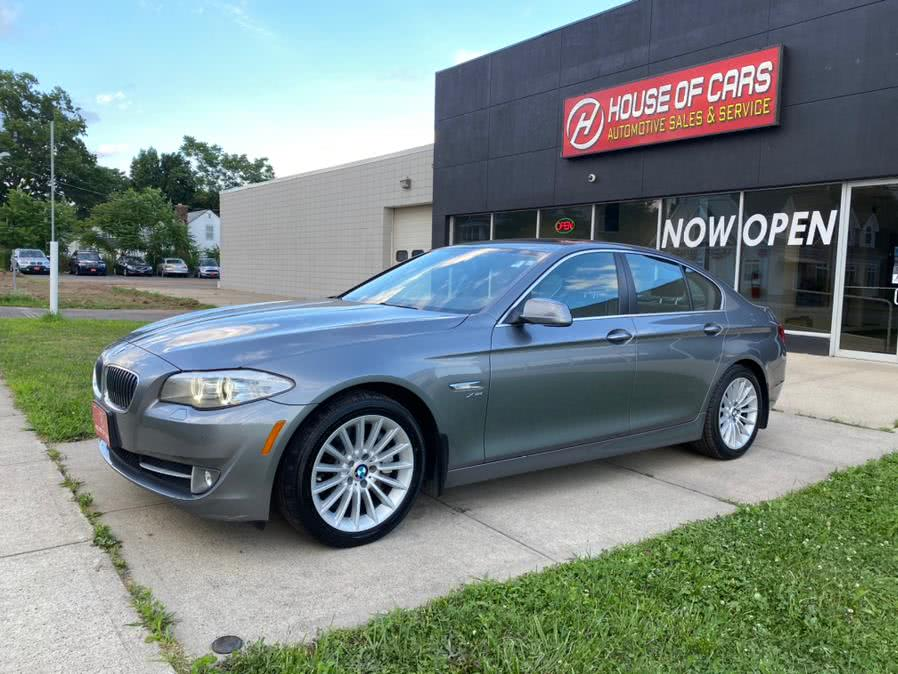 Used BMW 5 Series 4dr Sdn 535i xDrive AWD 2012 | House of Cars CT. Meriden, Connecticut