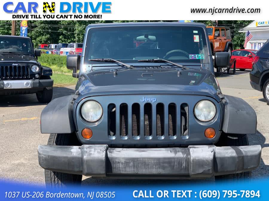 Used 2008 Jeep Wrangler in Bordentown, New Jersey | Car N Drive. Bordentown, New Jersey