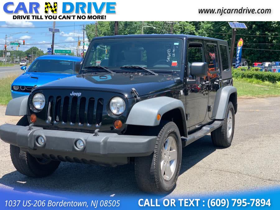 Used 2010 Jeep Wrangler in Bordentown, New Jersey | Car N Drive. Bordentown, New Jersey