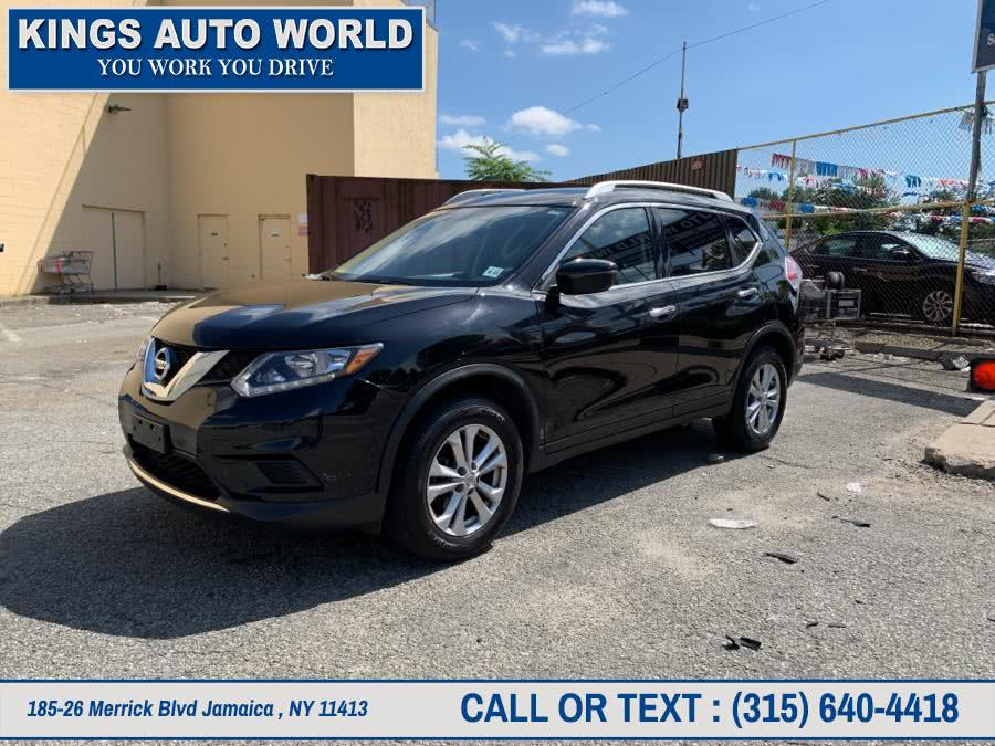 Used Nissan Rogue AWD 4dr SV 2016 | Kings Auto World. Jamaica , New York
