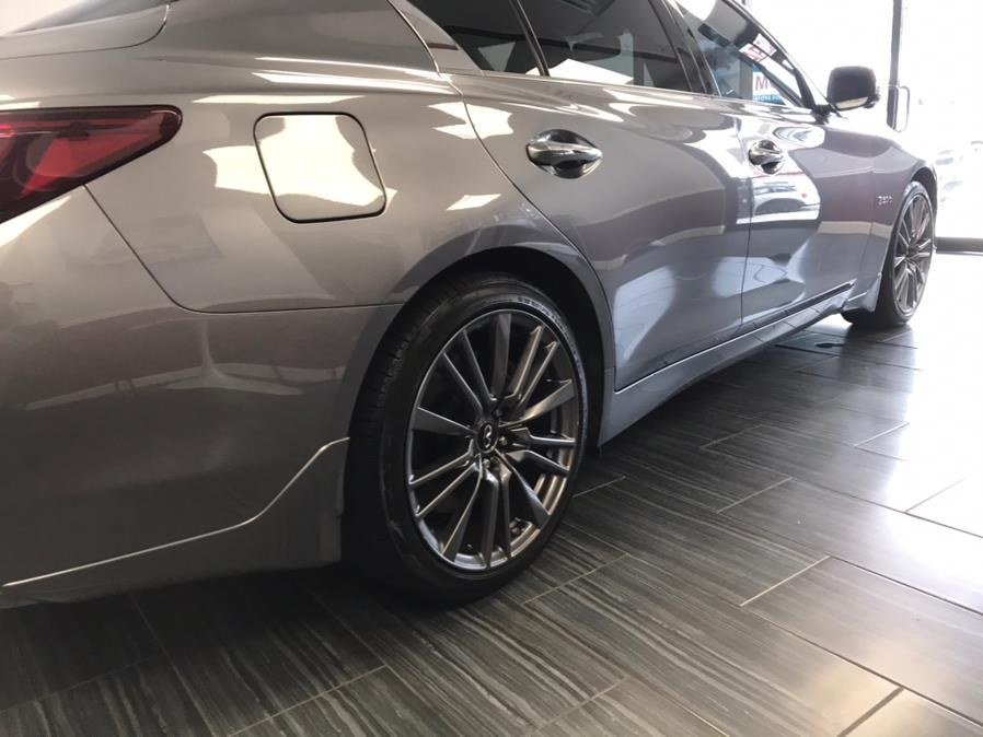 Used INFINITI Q50 RED SPORT 400 AWD 2019 | Signature Auto Sales. Franklin Square, New York