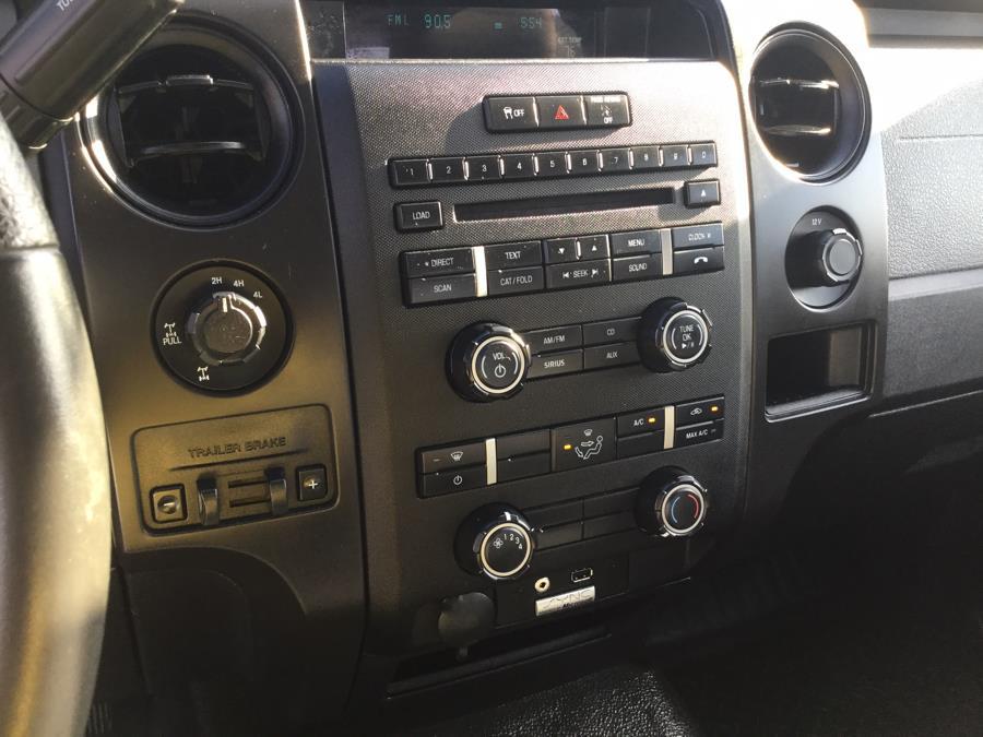 "Used Ford F-150 4WD SuperCab 145"" STX 2014 | L&S Automotive LLC. Plantsville, Connecticut"