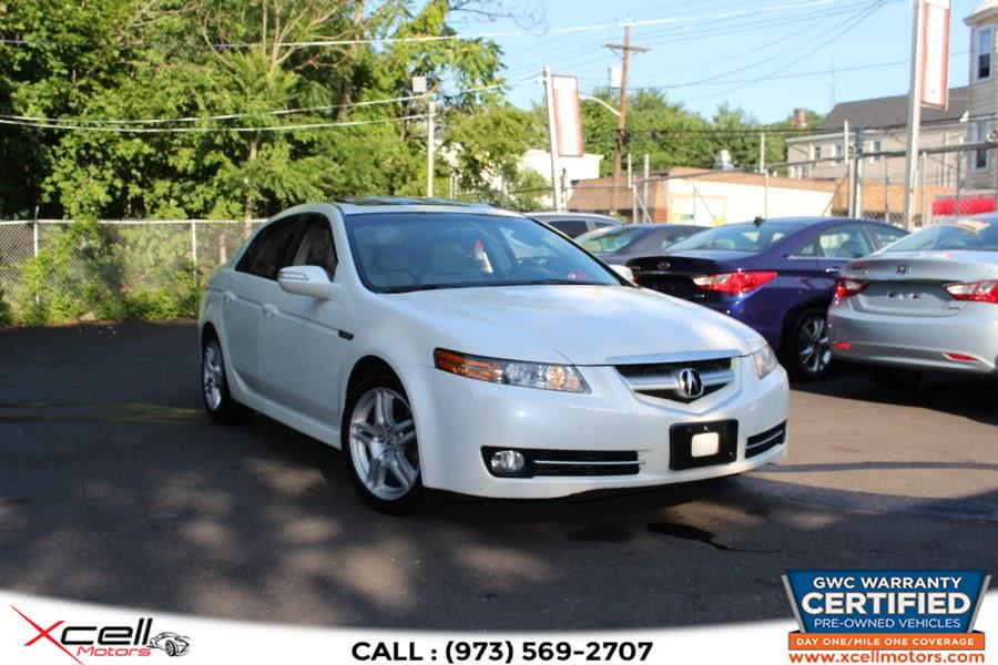 Used 2008 Acura TL W/Navi in Paterson, New Jersey | Xcell Motors LLC. Paterson, New Jersey