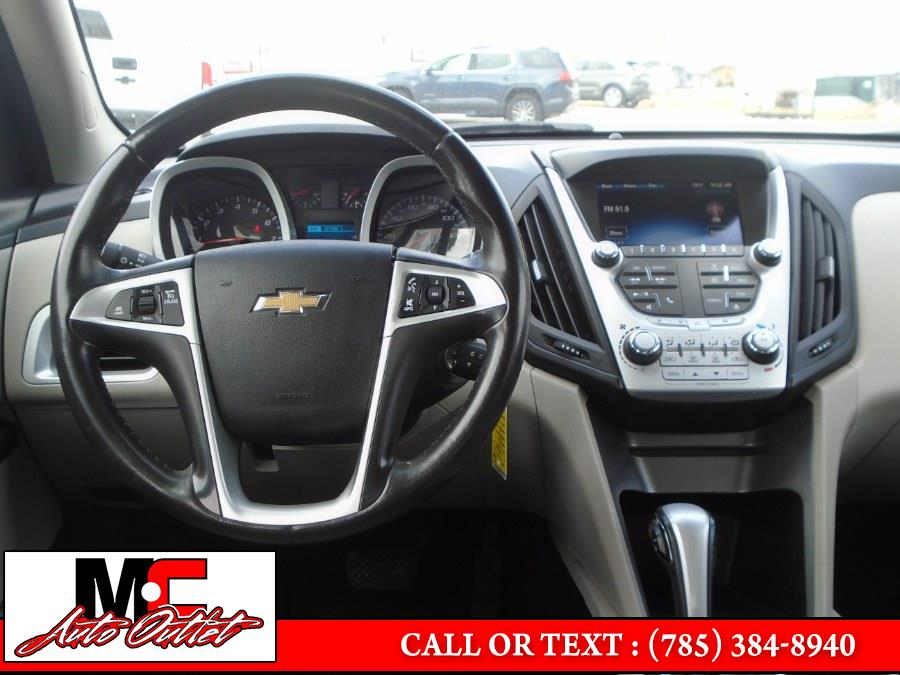Used Chevrolet Equinox AWD 4dr LT w/1LT 2013 | M C Auto Outlet Inc. Colby, Kansas