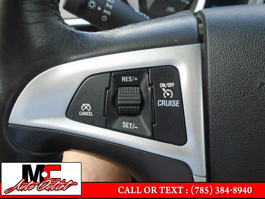 Used Chevrolet Equinox AWD 4dr LT w/1LT 2013   M C Auto Outlet Inc. Colby, Kansas