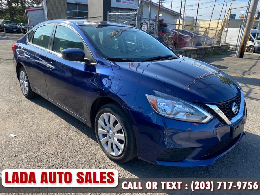 Used Nissan Sentra SV CVT 2017 | Lada Auto Sales. Bridgeport, Connecticut