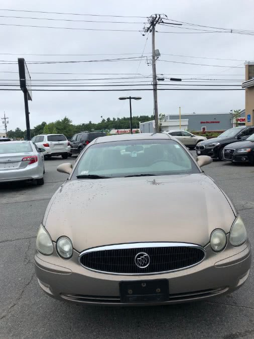 Used Buick LaCrosse 4dr Sdn CX 2006 | J & A Auto Center. Raynham, Massachusetts