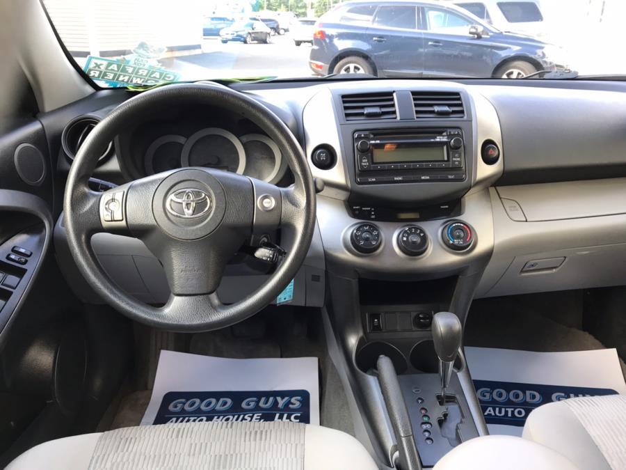 Used Toyota RAV4 4WD 4dr I4 (Natl) 2012   Good Guys Auto House. Southington, Connecticut