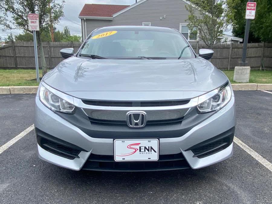 Used Honda Civic Sedan LX CVT 2017 | Sena Motors Inc. Revere, Massachusetts