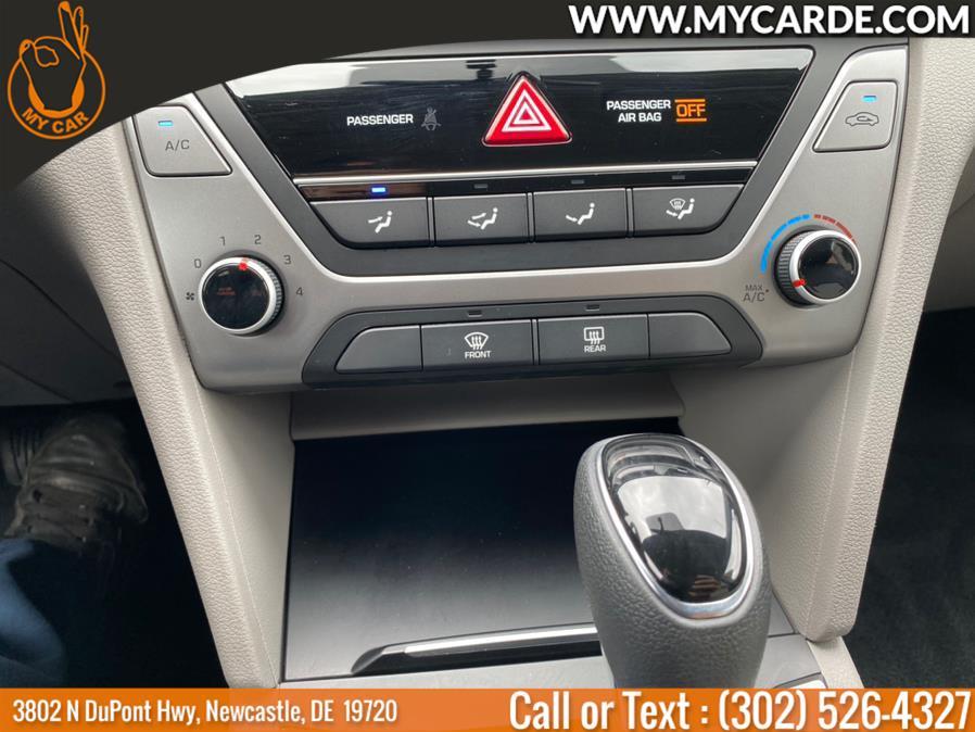 Used Hyundai Elantra SE 2.0L Auto (Alabama) 2017 | My Car. Newcastle, Delaware