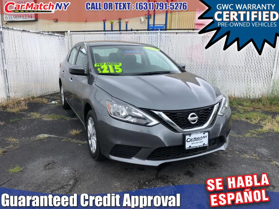 Used 2018 Nissan Sentra in Bayshore, New York | Carmatch NY. Bayshore, New York