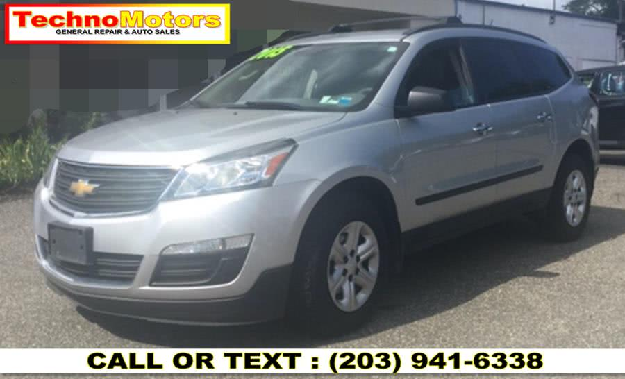 Used Chevrolet Traverse AWD 4dr LS 2015 | Techno Motors . Danbury , Connecticut