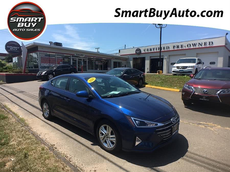 Used Hyundai Elantra SEL IVT 2020 | Smart Buy Auto Sales, LLC. Wallingford, Connecticut