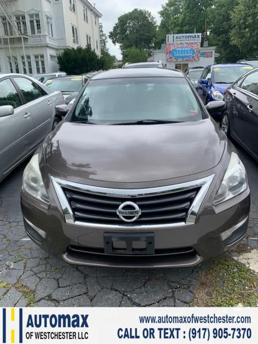 Used 2014 Nissan Altima in Port Chester, New York | Automax of Westchester LLC. Port Chester, New York