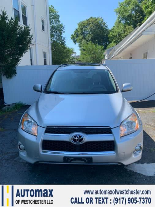 Used Toyota RAV4 4WD 4dr 4-cyl 4-Spd AT Ltd (Natl) 2009 | Automax of Westchester LLC. Port Chester, New York