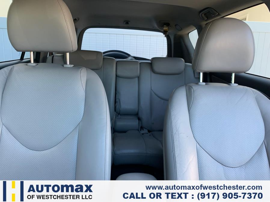 Used Toyota RAV4 4WD 4dr 4-cyl 4-Spd AT Ltd (Natl) 2009   Automax of Westchester LLC. Port Chester, New York