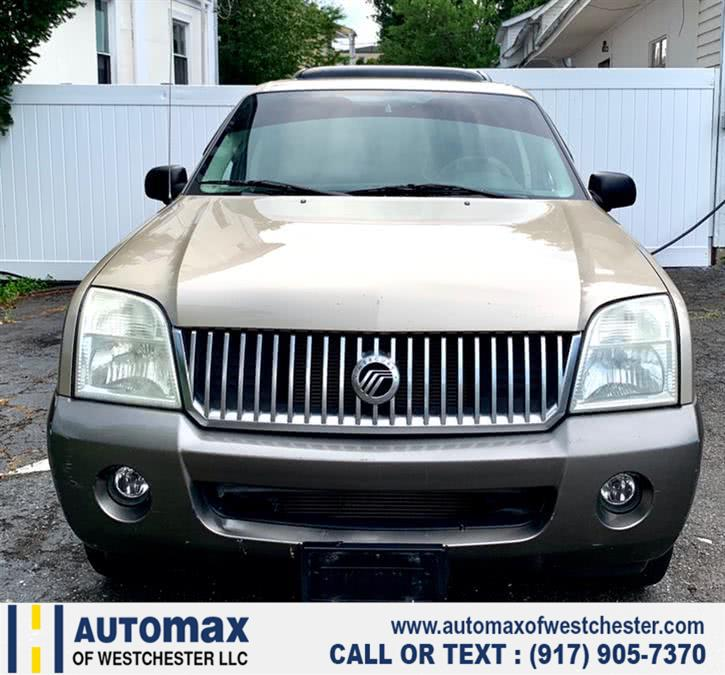 "Used Mercury Mountaineer 4dr 114"" WB Convenience w/4.6L AWD 2003 
