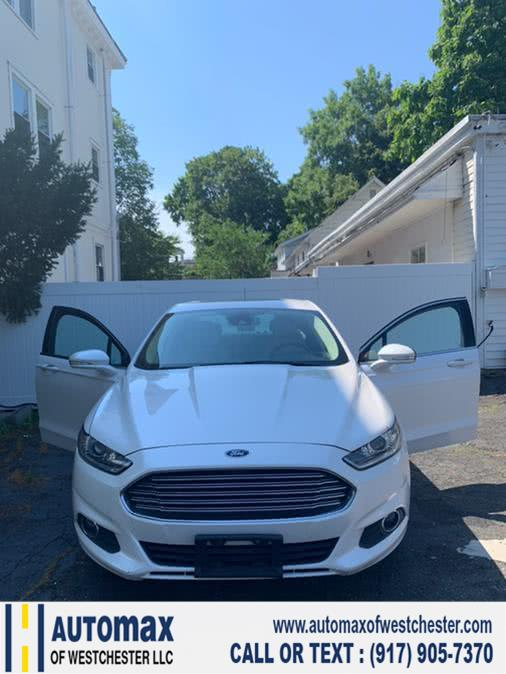 Used Ford Fusion 4dr Sdn SE FWD 2013 | Automax of Westchester LLC. Port Chester, New York
