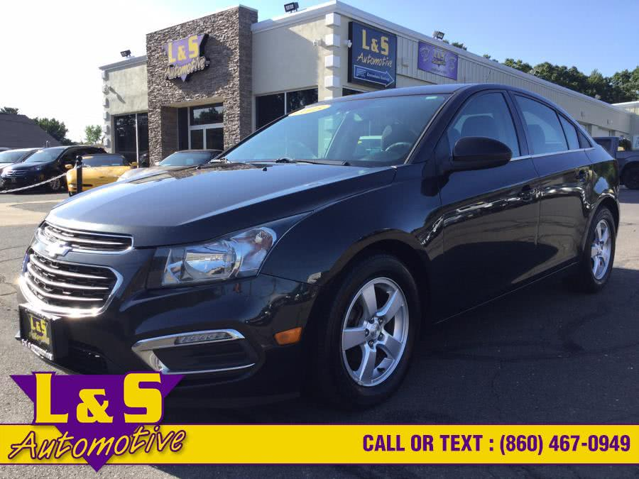 Used 2015 Chevrolet Cruze in Plantsville, Connecticut | L&S Automotive LLC. Plantsville, Connecticut