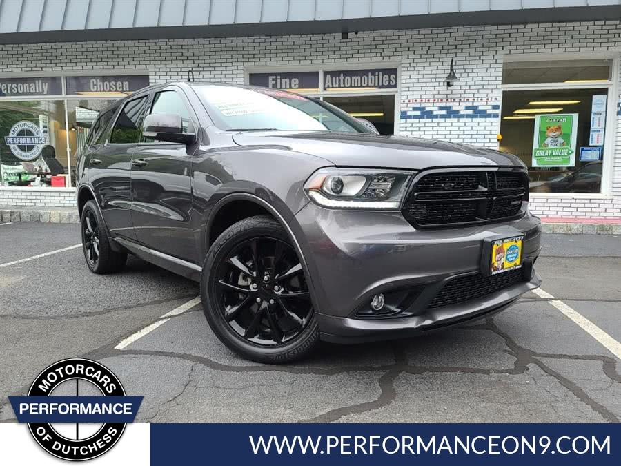 Used Dodge Durango GT AWD 2017 | Performance Motorcars Inc. Wappingers Falls, New York