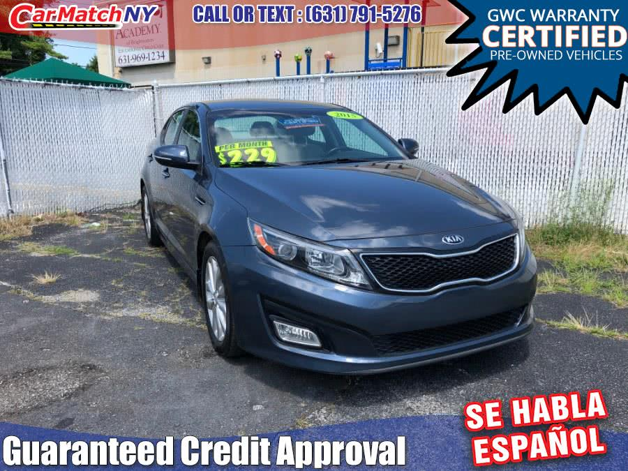 Used 2015 Kia Optima in Bayshore, New York | Carmatch NY. Bayshore, New York