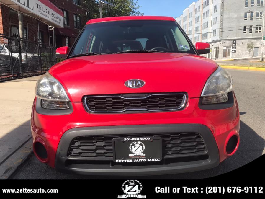 Used Kia Soul 5dr Wgn Auto + 2012   Zettes Auto Mall. Jersey City, New Jersey