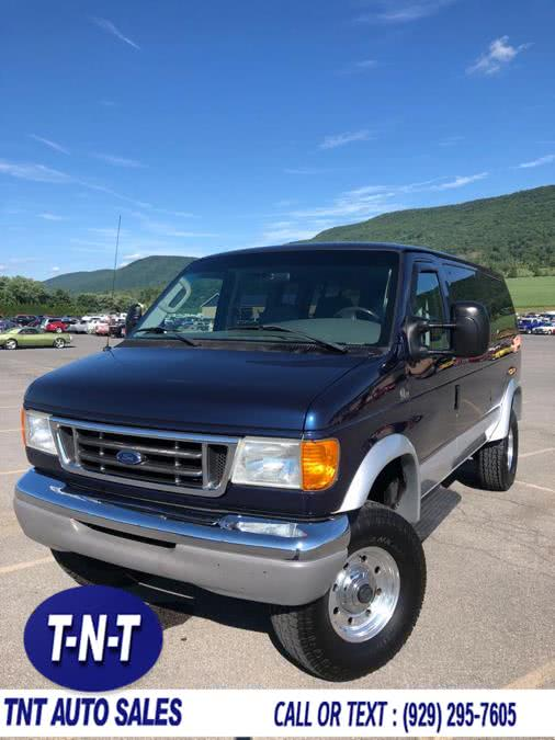 Used 2006 Ford Econoline Wagon in Bronx, New York | TNT Auto Sales USA inc. Bronx, New York