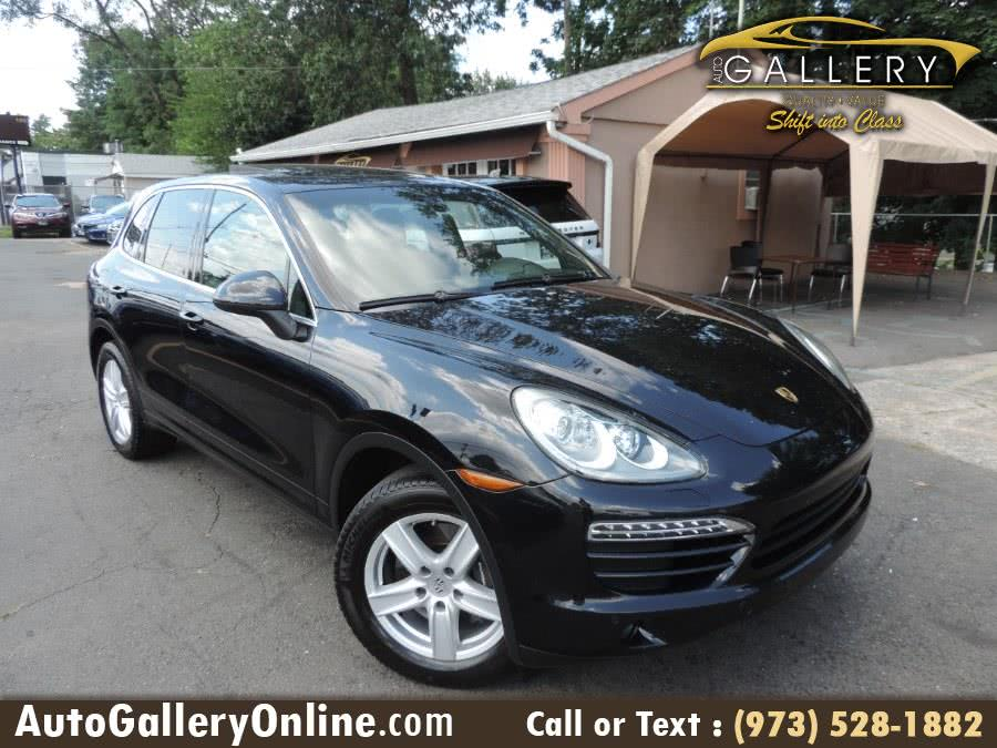 Used Porsche Cayenne AWD 4dr Tiptronic 2013 | Auto Gallery. Lodi, New Jersey