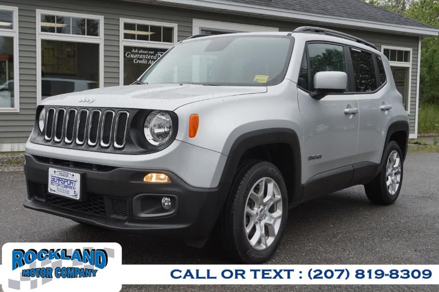 Used 2017 Jeep Renegade in Rockland, Maine | Rockland Motor Company. Rockland, Maine