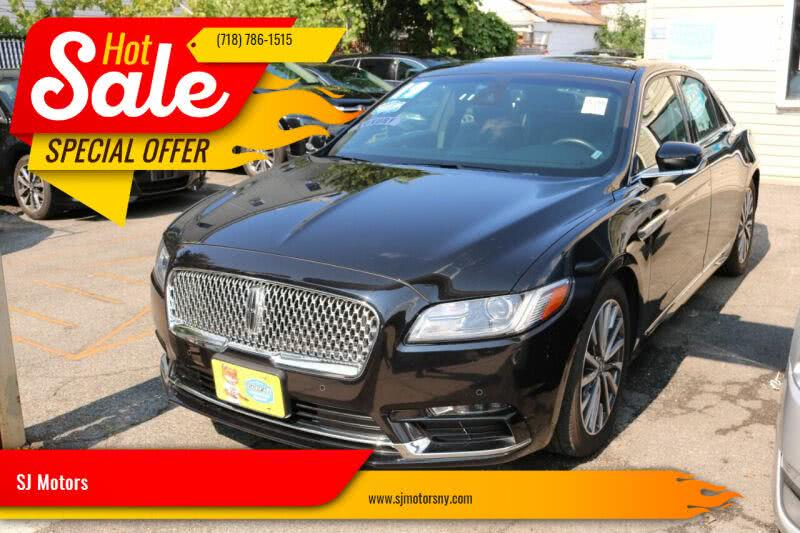 Used Lincoln Continental Select 4dr Sedan 2019 | SJ Motors. Woodside, New York