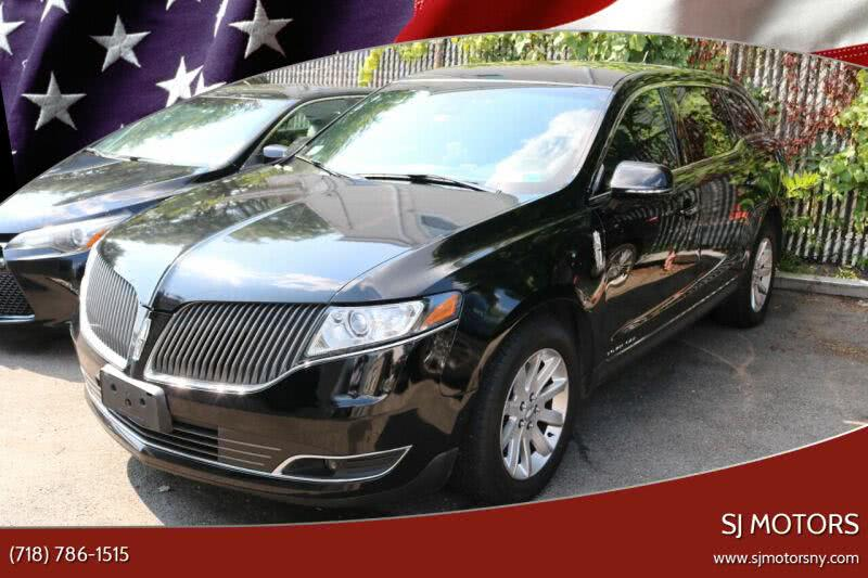 Used Lincoln Mkt Town Car Livery Fleet AWD 4dr Crossover 2016 | SJ Motors. Woodside, New York