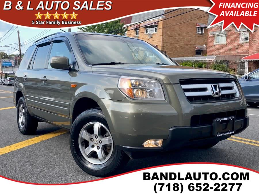 Used 2008 Honda Pilot in Bronx, New York | B & L Auto Sales LLC. Bronx, New York