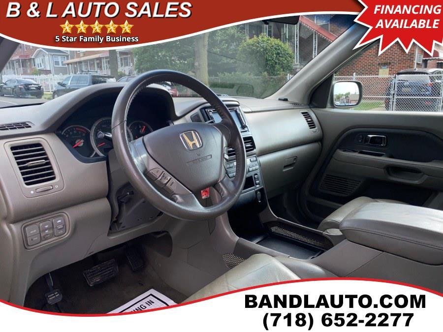 Used Honda Pilot 4WD 4dr EX-L with NAV 2008 | B & L Auto Sales LLC. Bronx, New York