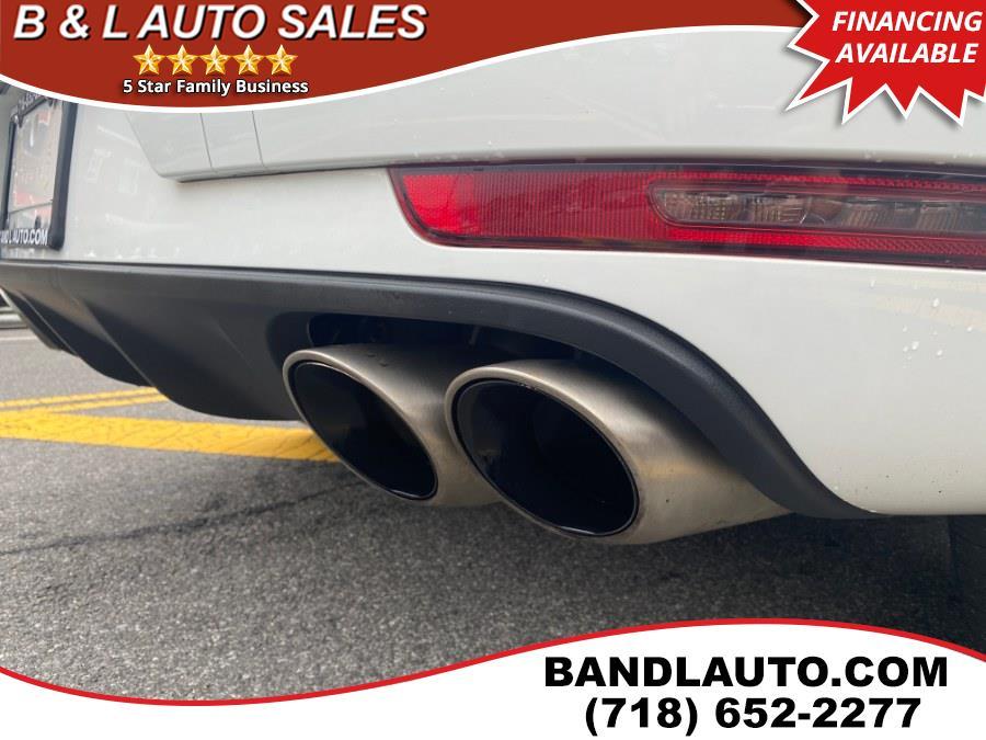 Used Porsche Macan AWD 4dr S 2016 | B & L Auto Sales LLC. Bronx, New York