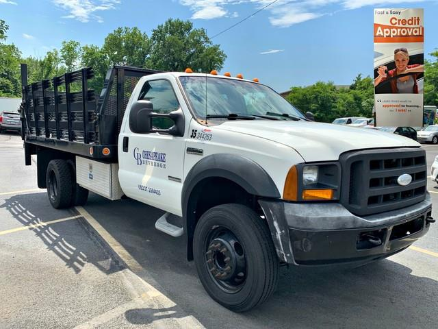 Used Ford Super Duty F-550 Drw XL 2006   Valentine Motor Company. Forestville, Maryland