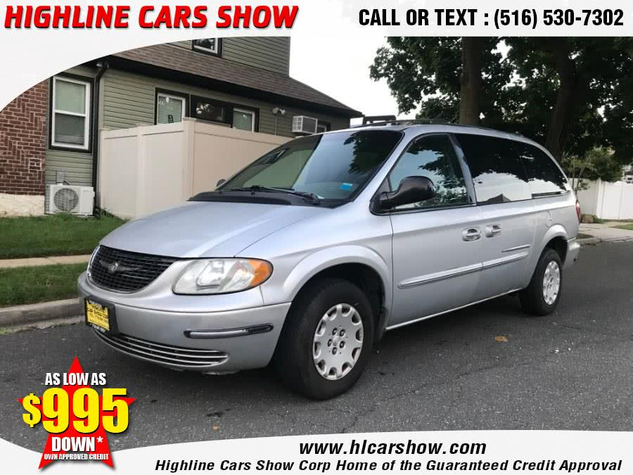Used 2003 Chrysler Town & Country in West Hempstead, New York | Highline Cars Show Corp. West Hempstead, New York