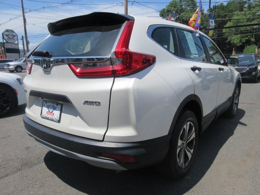 2018 Honda CR-V LX AWD photo