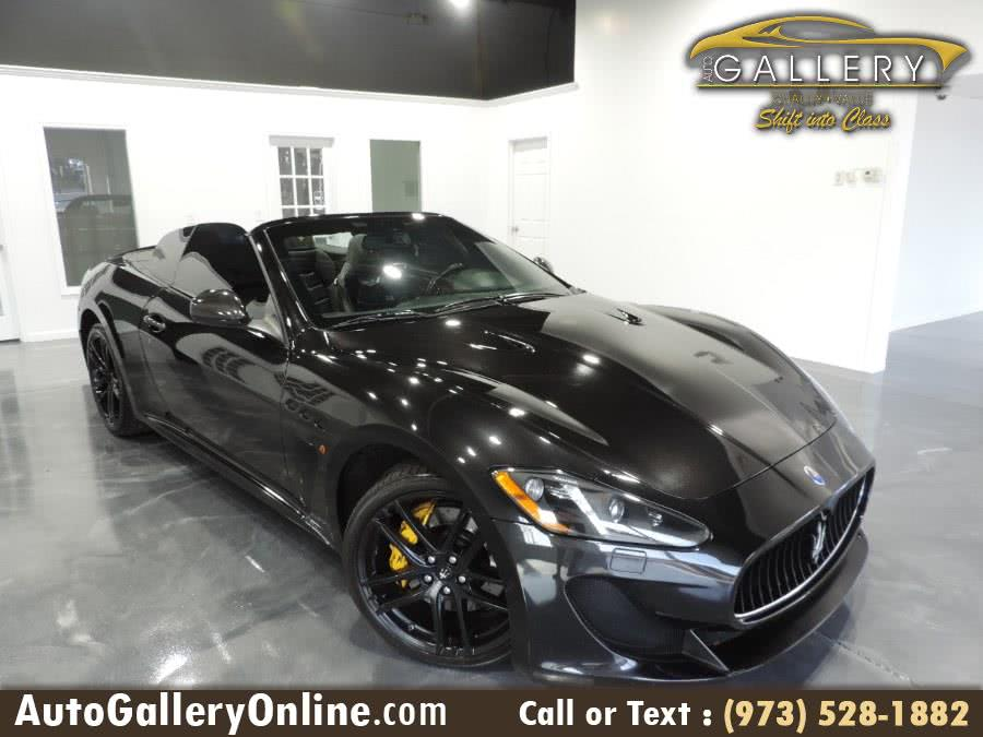 Used 2014 Maserati GranTurismo Convertible in Lodi, New Jersey | Auto Gallery. Lodi, New Jersey