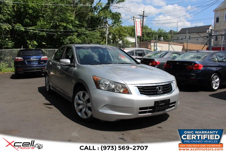 Used 2009 Honda Accord Sdn Ex in Paterson, New Jersey | Xcell Motors LLC. Paterson, New Jersey