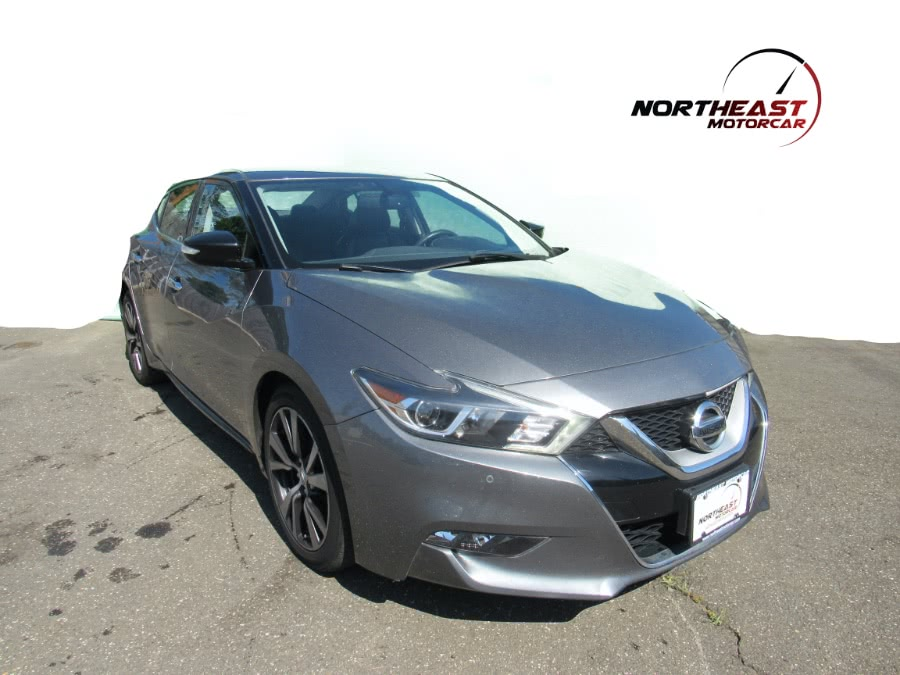 Used 2016 Nissan Maxima in Hamden, Connecticut | Northeast Motor Car. Hamden, Connecticut