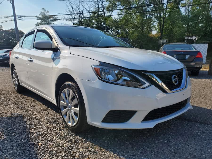 Used Nissan Sentra S CVT 2018 | SGM Auto Sales. West Babylon, New York
