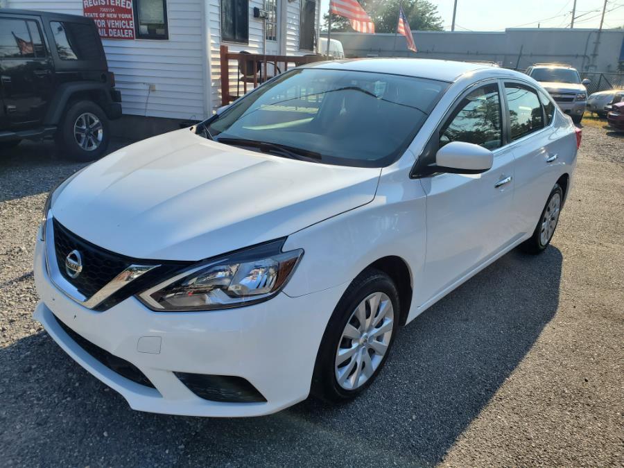 Used Nissan Sentra S CVT 2018 | SGM Auto Sales. West Babylon, New York